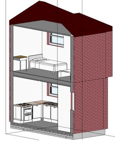 Abbey Lane - Revit Image 04