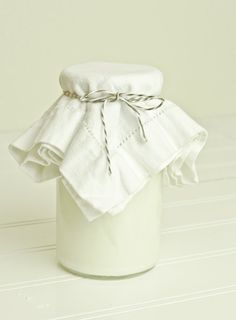 Check out How to Make Yogurt Starter at http://pioneersettler.com/how-to-make-yogurt-starter/