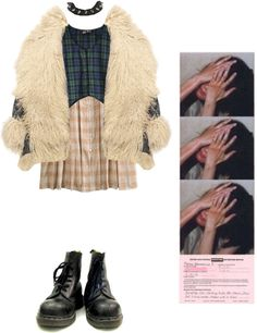 """""""flannel"""" by taliski ❤ liked on Polyvore"""