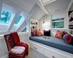 Attic Design, Pictures, Remodel, Decor and Ideas - page 4