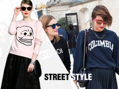 what's your street style? #belleandsue