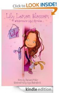 FREE Kindle Book - Lily Lemon Blossom Welcome to Lily's Room! ~