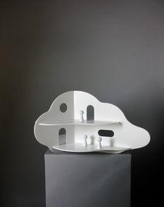 Cloud House / Rock & Pebble