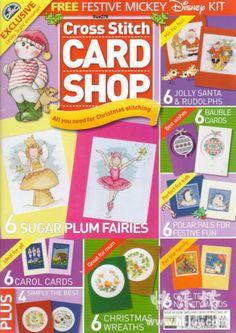 Gallery.ru / Photo # 55 - Cross Stitch Card Shop 44 - patrizia61