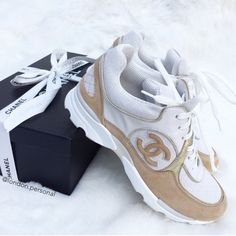 CHANEL Sneakers  |  chanel