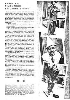 SELEÇÕES JUVENIS Nº 59 ARRELIA E PIMENTINHA -1956 EDITORA LA SELVA_7