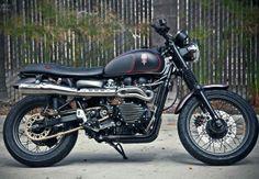 Triumph Scrambler by Roland Sands Design | Moto Rivista