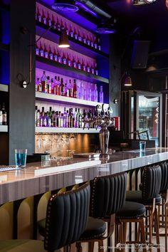 "Bar &Coffee House ""MALL"" Veria Greece ,by Dimitris Koukoudis Architect Liquor Cabinet, Bar, Storage, Greece, House, Inspiration, Furniture, Coffee, Home Decor"