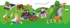 AgriKids is a farm safety educational platform for children Farm Theme, Grinch, Childrens Books, Safety, Family Guy, Fictional Characters, Autumn, Image, Fitness