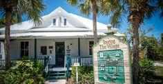 MustDo.com   Tour the Sanibel Historical Museum and Village Sanibel Island, Florida. Photo by Jennifer Brinkman.