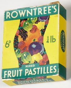 Vintage Toys The history of Roundtree's Fruit Pastilles and Gums - Old Sweets, Vintage Sweets, Retro Sweets, Vintage Toys, Vintage Labels, 1970s Childhood, My Childhood Memories, Great Memories, Fruit Pastilles
