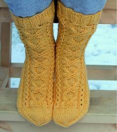 Ravelry: KIN pattern by Sari Suvanto Little Cotton Rabbits, Knitting Socks, Knit Socks, Leg Warmers, Mittens, Ravelry, Crochet, Pattern, Handle