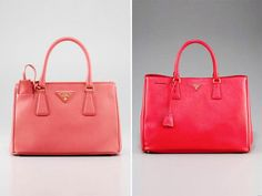 8b597588d67d62 Prada Saffiano Lux and Pink Tote Mini Bag #womensfashionclassyoutlets  Designer Inspired Handbags, Designer Handbags