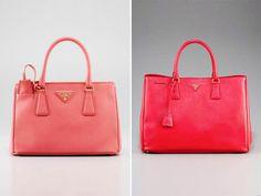 8b597588d67d62 Prada Saffiano Lux and Pink Tote Mini Bag #womensfashionclassyoutlets  Designer Inspired Handbags, Designer Handbags