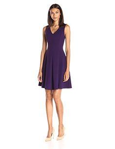 Lark & Ro Women's Sleeveless V-Neck Fit and Flare Dress, ... https://www.amazon.com/dp/B01DUGSENU/ref=cm_sw_r_pi_dp_x_CzldzbTVD3TBF