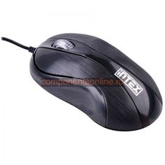 Mouse optic Marvel, PS/2, ITOP17, Intex - 401170