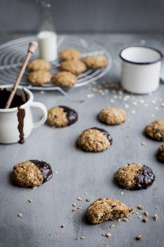Wegańskie przepyszne ciasteczka z czekoladą !