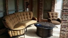 Monterra deep seating collection from O.W. Lee Enjoy Your Outdoor Room - Yard Art Patio & Fireplace