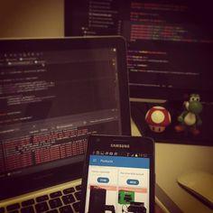 A equipe está #workinghard pra trazer pra vocês o app Joysticket e ainda mais jogos! Aguardem novidades!