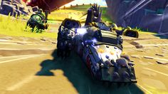 Skylanders launches their new Skylanders SuperChargers game!! - Mom Blog Society