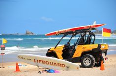 Palm Beach with Currumbin Rock in background. Snapper Rick Lay.