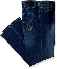 Calvin Klein Jeans Men's Big and Tall Straight Leg Jean, Authentic Blue, The Calvin Klein relaxed straight jean sits slightly below the waist, relaxed through hip and thigh, roomier leg to ankle. Mens Big And Tall, Big & Tall, Gstar, Calvin Klein Men, Stretch Denim, Legs, Pants, Ankle, Clothes