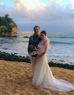 Jim & Marianna got married today January 13th