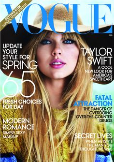 Taylor Swift for Vogue. Beautiful look.