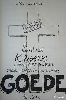 Kaneeltje: 21 dagen challenge You Version februari 2016 dag 13 #biblefor21 #KreaNeeltje