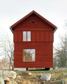 Swedish summerhouse, Arboga