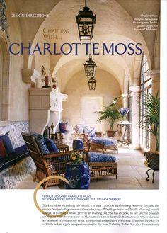 Charlotte Moss room - Veranda Magazine