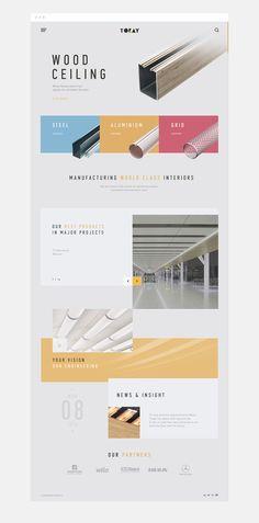 Web Design Guidelines For The Novice Website Designer - Website Hosting Cost Design Web, Blog Design, Page Design, Webdesign Inspiration, Website Design Inspiration, Layout Inspiration, Website Layout, Web Layout, Layout Design