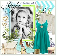"""""""**Little Classy Girl**"""" by fashiontake-out on Polyvore"""