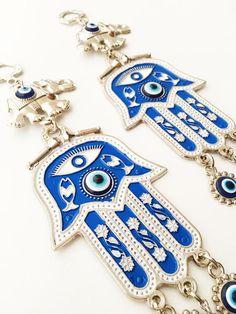 Evil eye jewelry home décor charms beads by EvileyeFavorSupplies Cute Jewelry, Jewelry Box, Evil Eye Charm, Evil Eye Jewelry, Mosaic Wall, Hamsa Hand, Owl, Plastic Jewelry, Charms