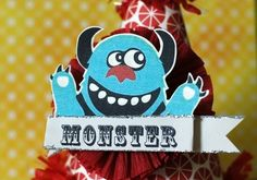 Monster party theme