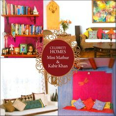 #CelebrityHomes: A glimpse into Director Kabir khan & his wife Mini Mathur's cozy nest! #BestHomes #SaturdaySwag #Interiors #Decor #Homes #KabirKhan #MiniMathur #FilmDirector #Glimpse