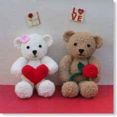 Our top 10 Valentine's patterns - Knitting Blog - Let's Knit Magazine