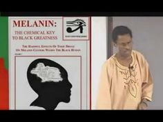 We Are Different ~ Dr. Llaila Afrika Dr. Afrika answering questions that many may have, but probably never had the nerve to ask. Melanin melatonin Black African American Hebrew Negro pineal gland