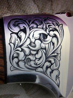Dushane Engraving