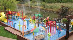 swimming pool games & toys, very fun