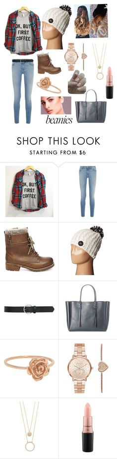 """Untitled #99"" by veronica-busenius ❤ liked on Polyvore featuring Givenchy, Steve Madden, Celtek, M&Co, Lanvin, Michael Kors, Kate Spade and MAC Cosmetics"