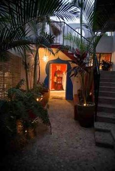 Sayulita, Mexico - boutique hotel Hafa.... want to stay here