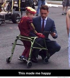 Good Guy Robert Downey Jr