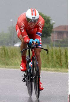 Giro d'Italia 2014 - Stage 12 - Eddy Boasson Hagen (Team Sky)