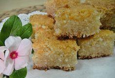 Maryams Culinary Wonders: 384. Coconut Basboosa