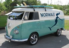 VW surfing