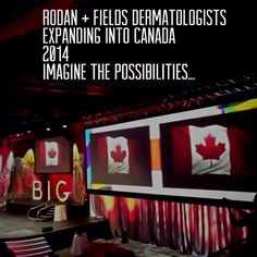 Have you heard? Rodan + Fields is expanding to CANADA! This is HUGE! Did you know the doctors have made it BIG with Proactiv in 181 countries? R+F is next and you can be apart of this! Let's talk! tonibritz@ymail.com