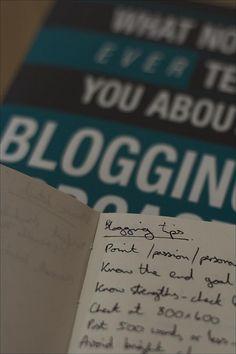 Come vincere il blocco del blogger e scrivere un articolo al giorno