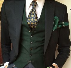Wedding Suits Dolce far niente - Gentleman Mode, Gentleman Style, Sharp Dressed Man, Well Dressed Men, Mens Fashion Suits, Mens Suits, Dandy, Terno Slim, Style Costume Homme