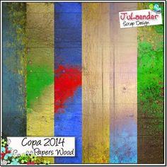 FREE julaender_copa2014 PaperWood